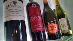 nuovi arrivi... per gli amanti del cibo! #sogood #roma #aventino #circomassimo #wine #vino #dolcetto #alba #prosecco #chianti #weinberge #cheers #drink