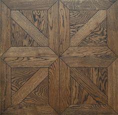 Refined Mosaic Parquet Flooring