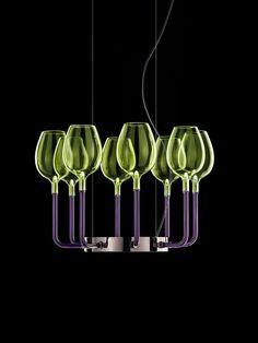 Rosè 3050/8 - Design Danilo De Rossi for ITALAMP