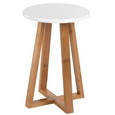 Ideal as an everyday seat or occasional one, the beautifully designed Borak Round Stool will make a chic addition to a contemporary setting. Made from eco-friendly bamboo, the stool is strong and sturdy for use by adults and children. The base of the stool features a cross halving joint ensuring strength, while the legs angle slightly outwards for better stability. The seat is given a finish and is firmly attached to the base for a comfortable seat. An alternative table, you can use the…