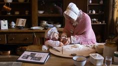 Find out about Victorian servants' lives in the kitchen and outbuildings