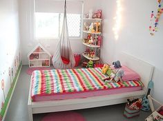 The Most Colorful & Inspiring White Children's Rooms