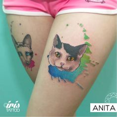 iristattooartTattoo by Anita #iristattoo #watercolortattoo Si te queres tatuar con Anita escribinos a color@iristattoo.com.ar o llámanos al (011)48243197 iristattooart#tattoo #tattooed #tattoolife #tatuaje #tattooartist #tattoostudio #tattoodesign #tattooart #customtattoo #ink #wynwoodmiami #wynwoodlife #wynwoodart #wynwoodwalls #wynwood #wynwoodtattoo #miamiink #miamitattoo #tattoomiami #buenosaires #buenosairestattoo #tattoobuenosaires #palermo #palermotattoo #cattattoo