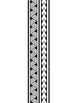 Maori Tattoo Arm, Tribal Band Tattoo, Wrist Band Tattoo, Forearm Band Tattoos, Geometric Sleeve Tattoo, Full Arm Tattoos, Wrist Tattoos For Guys, Tattoo Bracelet, Tribal Tattoos