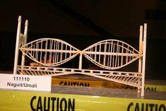 11110 kg Most Attractive Projects For Kids, Project Ideas, Popsicle Stick Bridges, Bridge Model, Bridge Design, Doodle Patterns, Wood Bridge, Craft Stick Crafts, Popsicles