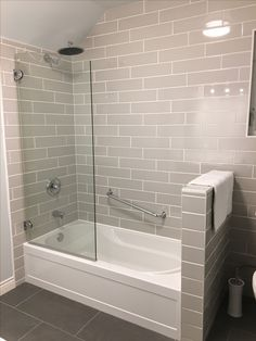 Toilet Next To Tub With Half Wall Alcove Bathtub