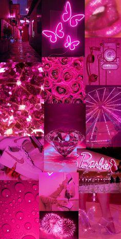 Pink Glitter Wallpaper, Pink Wallpaper Girly, Iphone Wallpaper Themes, Cute Galaxy Wallpaper, Bad Girl Wallpaper, Butterfly Wallpaper Iphone, Dark Wallpaper Iphone, Iphone Wallpaper Tumblr Aesthetic, Cute Patterns Wallpaper