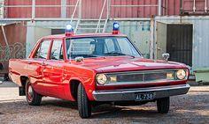 Plymouth Valiant V100 '69 - Hälytysilmoitus, Helsinki P1