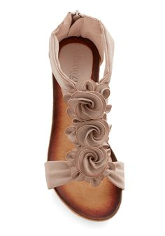Aromatic Bouquet Sandal | Mod Retro Vintage Sandals | ModCloth.com