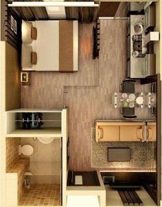Apartments Interesting Small Apartment Layout Plans With Single Bedroom Dealing Kitchen Picture A Part Of Terrific Studio Floor