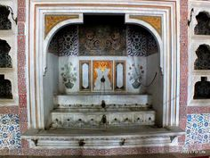 #Istanbul #Turkey Topkapı Palace Part 3 - Exploring The Harem | Turkey's For Life... Fountain of the privy chamber of Murad III