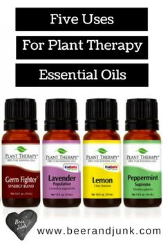 Warts and lice and fungus, oh my! Read on to find out how to use plant therapy essential oils for these and other  concerns.