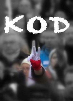 Komitet obrony demokracji- KOD