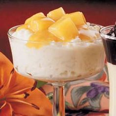 Hawaiian Rice Pudding/ I MAKE A GOOD RICE PUDDING BUT THIS ONE REALLY SOUNDS GREAT.