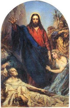 Christ by Jan Matejko