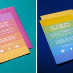Rainbow Wedding Invitations Template Personalize online and