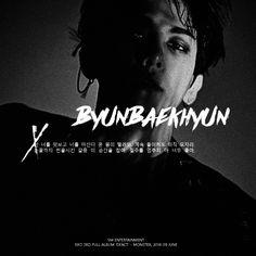 변백현 Byun BaekHyun Monster | EXO | Chanyeol | Chen | D.O | Kai | Sehun | Lay | Suho | Xiumin |