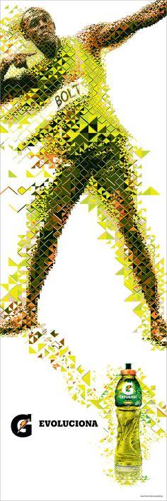 Gatorade Global - Hillary Coe | Art Director | Designer