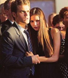 The Vampire Diaries - Stefan and Elena <3