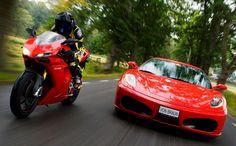 Ferrari vs. Ducati