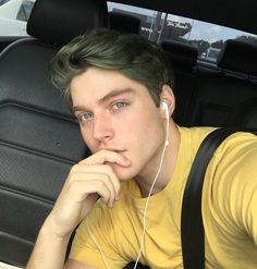 green hair don't care