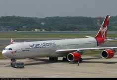 Virgin Atlantic Airways Airbus A340-642