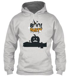 Halloween T Shirts And Hoodies Ash Grey T-Shirt Front