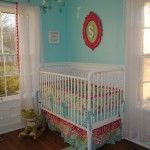 Luv this room! Funny thing! This is for a baby named Sally and thats the name Robert picked out if we have a girl!