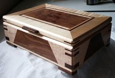 the arising obstacles for substantial facets of Fine Woodworking Furniture Kitchen Small Wooden Boxes, Wooden Jewelry Boxes, Small Boxes, Wood Boxes, Wooden Box Designs, Decorative Wooden Boxes, Wooden Diy, Woodworking Box, Cool Woodworking Projects