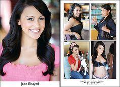 Sample comp cards | Jordan Matter Photography - New York Headshot, Comp Card Fashion & Wedding Photographer