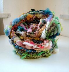 Yarn, Merino, dyeing | Renata Holková | Flickr