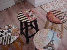 fonte:  kekcafe.blogspot.com   Visitando um blog turco esbarrei nesses banquinho...