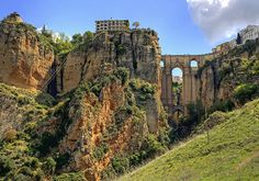 10 Beautiful Villages You Should Visit In Spain: Ronda, Malaga Places Around The World, Oh The Places You'll Go, Places To Travel, Places To Visit, Dream Vacations, Vacation Spots, Ronda Malaga, Spain Travel Guide, Spain And Portugal