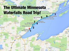 #RVing If you're heading north this summer, make sure to go a little out your way and check out this route! http://www.onlyinyourstate.com/minnesota/waterfall-road-trip-mn/