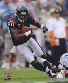 Andre Johnson -Houston Texans