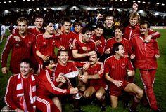 Alex Ferguson's Aberdeen side lifted the European Cup-Winners' Cup in 1983