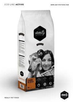 AMITY • REALLY PET FOOD http://luciameseguer.com/