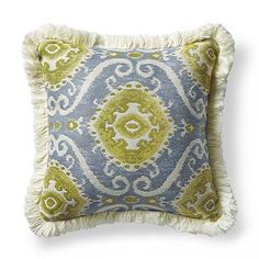 Outdoor Throw Pillows   All Weather Pillows  Monogrammed Outdoor Pillows