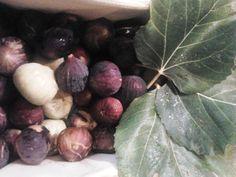 Figos doces do solarengo e doce Algarve (Portugal)