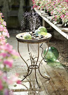 Make a Water Fountain