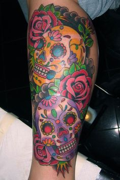 by Jay Cavna @ Immaculate Tattoo