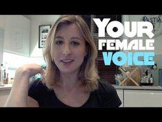 How to FEMINIZE your voice! MtF techniques for transgender women! SOSara female…