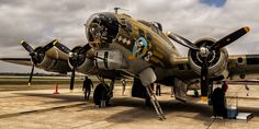 B17 Flying Fortress on Flickr.