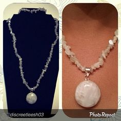"""Repost from soulsister /customer @discreetleesh03 """"It's here!! Thank you so much for creating this BeaUtiful moonstone necklace for me!  @lionesshealingarts  #healingstones #healingcrystals #healingarts #reiki #healingcrystals #crystals #crystaljewelry #healing #art #supportthehandmade #Lionesshealingarts #crystalhealer #consciousjewelry #bohemian #jewelry #consciouscrafts #consciouslifestyle #earthmagic #madewithlove #starseed #crystalhealing #gemstones #jewelrydesigner #supportthearts #h"""