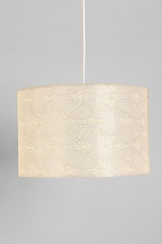 #UrbanOutfitters          #Home and Garden #Lighting                          #conforms #hanging #tonal #standards #shade #warm #pendant #beautiful #bulb #piece #cord #soft #light #kit                        Embroidered Pendant Shade Overview:* Hanging shade topped with a tonal, intricately embroidered overlay* A subtly beautiful piece to complement any d?cor* Conforms to UL standards and has a UL label* Emits a warm, soft glow* Light bulb not included* Cord kit compatible* 150…