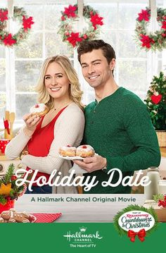 Its a Wonderful Movie - Your Guide to Family and Christmas Movies on TV: Holiday Date - a Hallmark Channel Countdown to Christmas Movie starring Matt Cohen and Brittany Bristow! Películas Hallmark, Films Hallmark, Hallmark Holidays, Hallmark Channel, Matt Cohen, Family Christmas Movies, Hallmark Christmas Movies, Holiday Movies, Family Movies