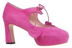AURORA PINK SUEDE   MINNA PARIKKA Pink Suede Heels, My Wardrobe, Aurora, Shoes Heels, Goals, Accessories, Pop, Store, Fashion