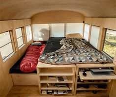 Living in a Bus
