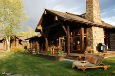Bear Trap Cabin | Luxury Vacation Rentals, Property Management | Jackson Hole, Wyoming | The Clear Creek Group