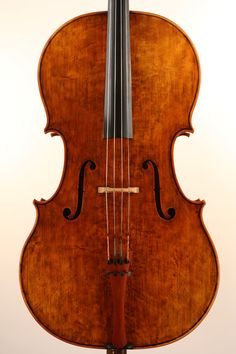 Guiseppe Guarneri, one of the great luthiers